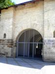 одна из достопримечательностей Анапы. Турецкие ворота на набережной города