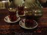 наконец-то турецкий чай!!!!! в дивных чашечках)))