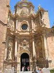 фасад собора Ла сео