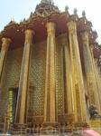 золотой храм Бангкока.