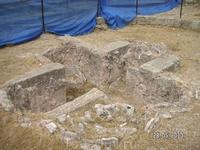 Руины раннехристианского храма