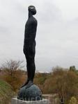 """Скульптура """"Дождь"""", автор Назар Билык"""