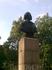 Памятник илье Ефимовичу Репину, в честь которого Куоккалу и переименовали.