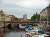 Набережная Копенгагена - Нюхавн