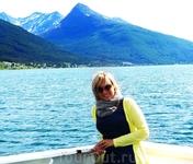 На пароме между островами. Норвегия, 2011