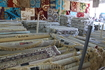 Ковровый рынок около границы Омана и ОАЭ