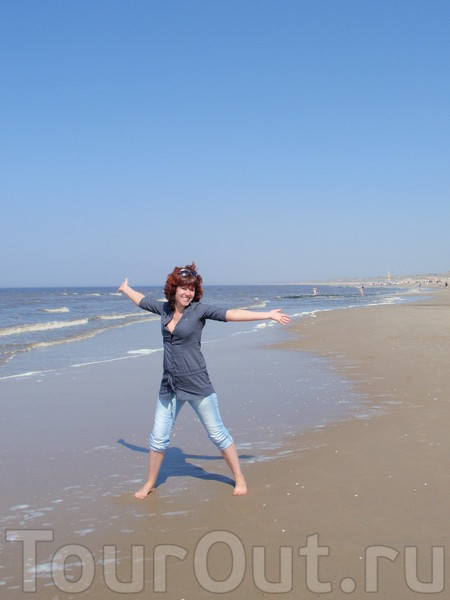 Северное море ( Гаага) Фото 13 отчёта Алкмар, Северная Голландия ...