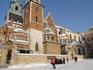 Вавель. Кафедральный собор