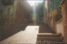 Октябрьское солнце Тбилиси