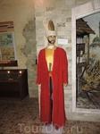 Костюмы турков... манекены не особенно впечатлили
