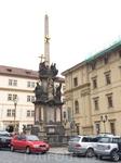 Мариинская колонна (Чумной столб наисвятейшей троицы), в благодарность за избавление от чумы