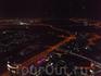 вид Дубая с башни Бурдж-Халифа 1