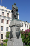 Памятник П. К. Пахтусову