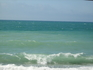 Судацкий пляж. Набежавшая волна 4.