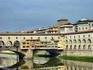 Флоренция. Золотой мост.