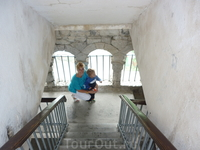 В башне Ахун