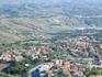 Вид с высоты Сан-Марино