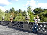 Копенгаген. Ботанический сад.