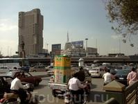 Каирские затруднения в движении.
