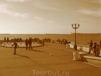 одна из площадей в Севастополе ))