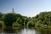 Великий Новгород. На реке Волхов