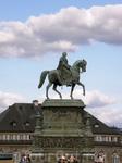 Памятник королю Иоганну
