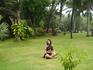 о.Бали поражает своими красками и растительностью!