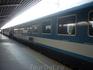 "Поезд ""Интерсити"" Будапешт - Кошице (внутри скромно, но вполне комфортно)"