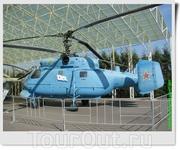 Противолодочный вертолёт Ка-25 (СССР).