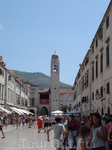 Дубровник - Страдун, главная улица города
