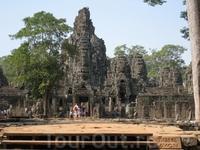 Один из храмов Ангкора