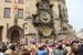 Очень необычное место, вернее часы астрономические. Только подумайте - 15 века!!!!!! Действующие!!!!