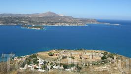 Крит 2012. Вид на турецкую крепость Итзедин (Itzedin)
