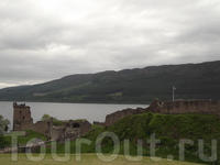 Замок Укхарт (Urquhart Castle)