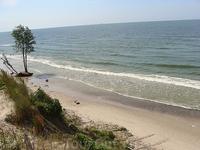 Каркле. Голландская шапка. Борьба моря с сушей. Вода побеждает. Пока