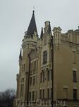 Замок Ричарда на Андреевском спуске.