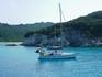 Антипаксос. Пристанище яхт.