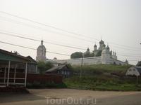Горицкий Успенский монастырь.