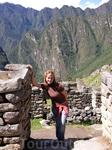 городские стены Мачу-Пикчу
