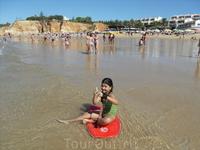 Praia de Vau, Portimao