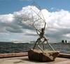 Фотография Скульптура Рыбаки