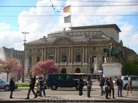 Новая площадь в Женеве