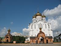 Сыктывкар. Церковь