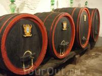 Ароматное вино Nobile di Montepulciano в Монтепульчано