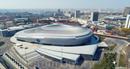 Humo Arena — крупный многофункциональный спортивно-развлекательный комплекс и ледовый дворец в столице. Является домашней ареной нескольких ташкентских хоккейных клубов Он расположен близко к Tashkent city