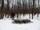 Ясная Поляна  Могила писателя