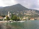 Моя первая поездка в Италию, озеро Комо