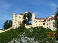 еще одно чудо - замок Хоэншвангау
