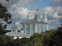 Успенский собор - вторая визитная карточка Смоленска