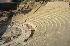старейший римский театр в Малаге